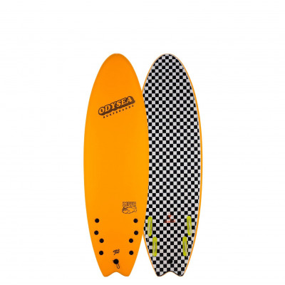 "CATCH SURF ODYSEA SKIPPER 6'0"" - QUAD (Pilsner 19)"