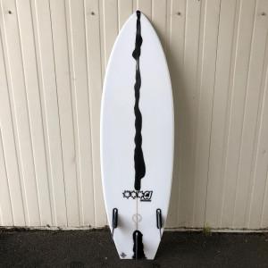 Cj surfboard the 667 thruster