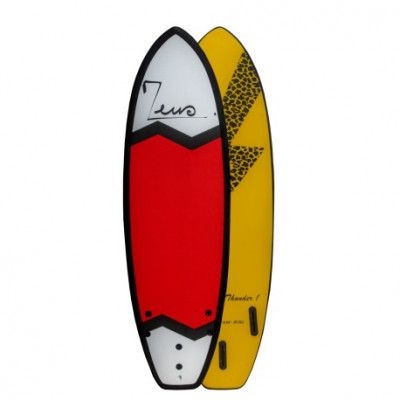 Zeus surfboard rodeo 5'6