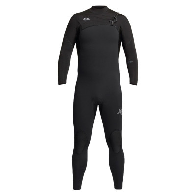 XCEL MEN'S 4/3 MM Comp X black
