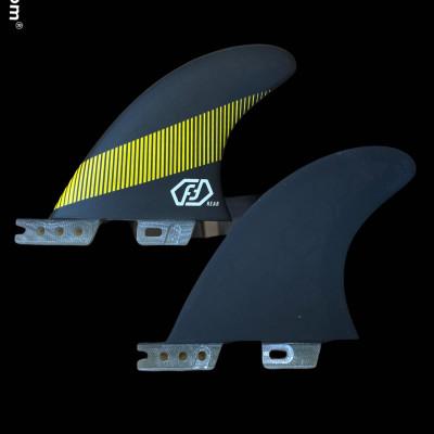 Derive Rear quad Feather fins click tab