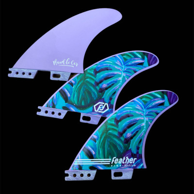 Thruster Featherfins Maud LE CAR click tab