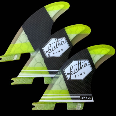 Thruster Featherfins green Click tab