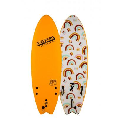 catch surf SKIPPER (THRUSTER) - TAJ BURROW PRO 6'6