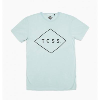 TCSS - Standard Tee - chalk blue