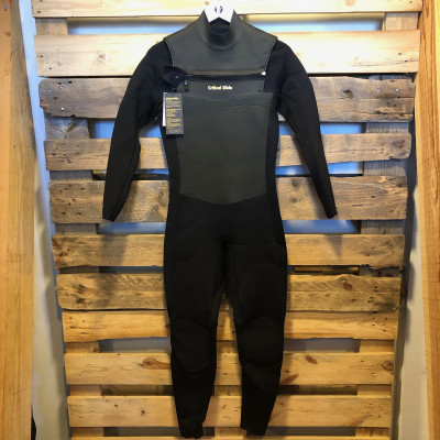Wetsuits TCSS JUMBLE 3/2 CHEST ZIP STEAMER-PHANTOM