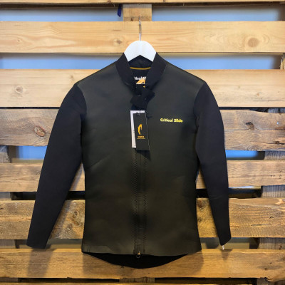 Top néoprene JUMBLE FRONT ZIP JACKET