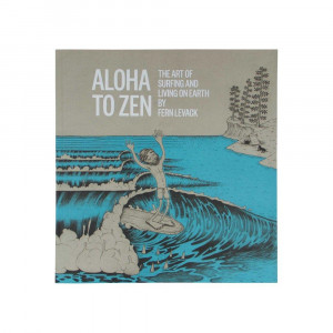 Livre ALOHA ZEN: THE ART OF SURFING & LIVING ON EARTH