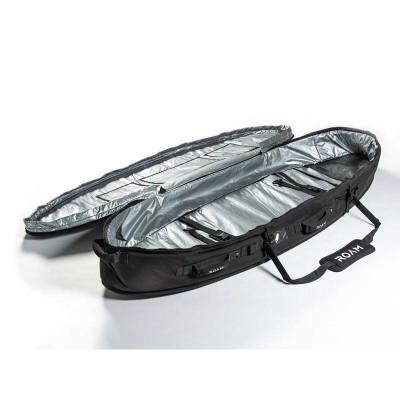 HOUSSE DE SURF boardbag 2 /3 Boards ROAM UNIVERS COFFIN 10MM SILVER